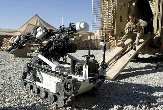 Kỷ nguyên chiến tranh robot