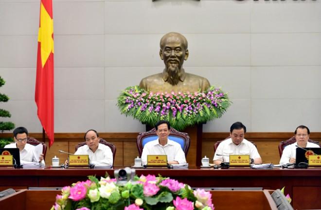 Thủ tướng: Đừng để lạm phát thấp quá!