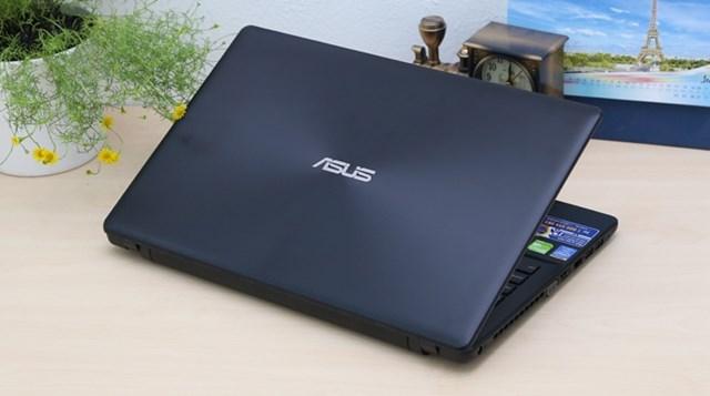 Thị trường laptop tháng 7 vẫn thuộc về Asus và Dell