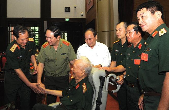 Quốc phòng Việt Nam đủ sức mạnh đẩy lùi kẻ thù gây chiến