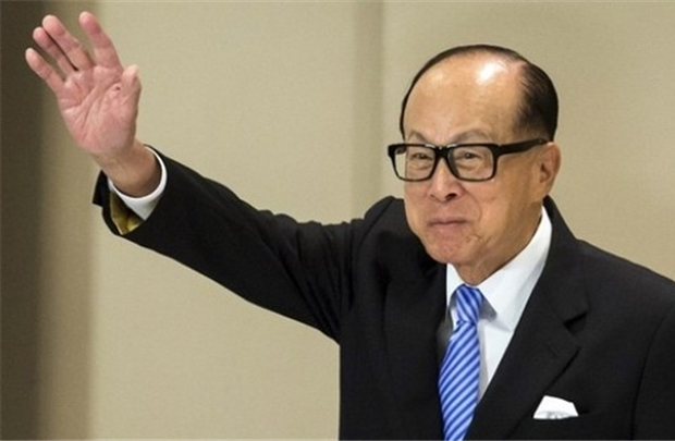 Li Ka Shing lấy lại ngôi vị giàu nhất châu Á