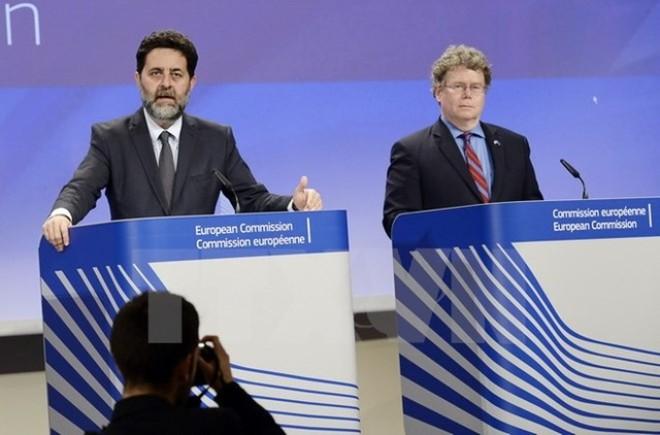 Mỹ và Liên minh châu Âu tiếp tục vòng đàm phán thứ 11 về TTIP