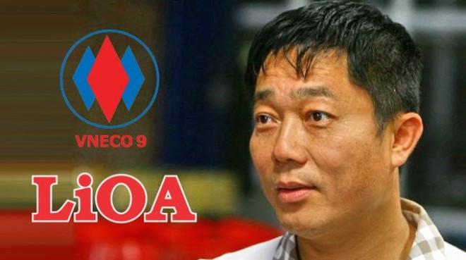 Ông chủ ổn áp LiOA thâu tóm VNECO 9?