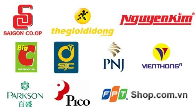 Hé lộ danh sách 10 nhà bán lẻ hàng đầu Việt Nam năm 2015