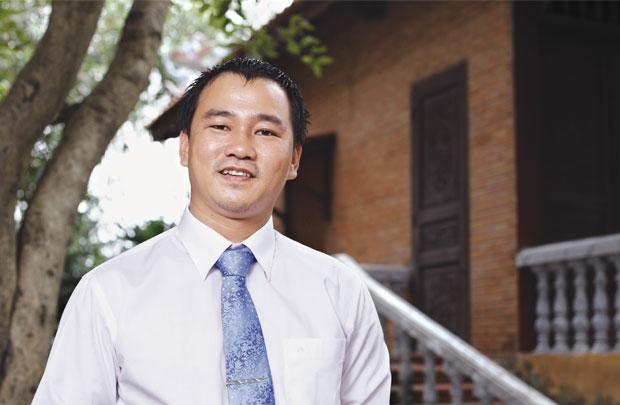TS. Lư Nguyễn Xuân Vũ: Chia sẻ để giữ người tài