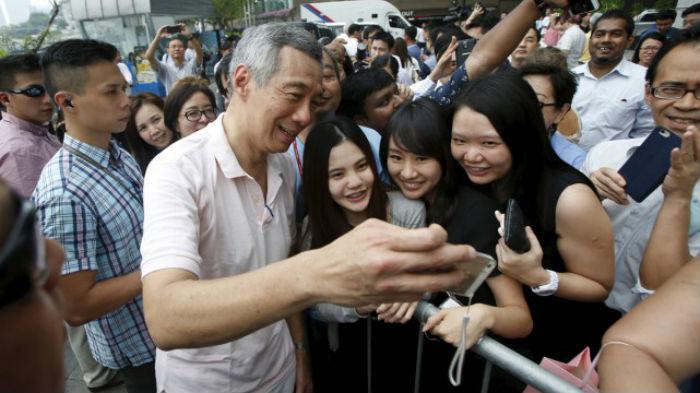 Thủ tướng Lý Hiển Long và chuyện 'cha truyền con nối' ở Singapore