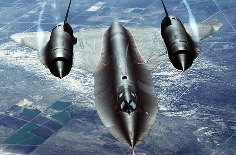 Máy bay trinh sát chiến lược tiên tiến tầm xa SR-71