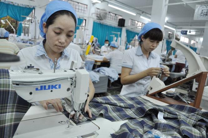 Sau TPP: Sản xuất quần áo, giày dép từ A đến Z