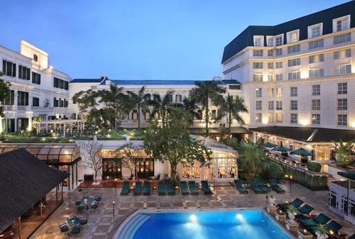 Những khách sạn lớn tại Hà Nội được nhà đầu tư săn đón