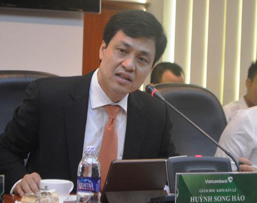 Lãnh đạo Vietcombank đề xuất ưu đãi cho thanh toán điện tử