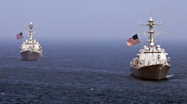 Mỹ đi nước cờ rắn ở Biển Đông