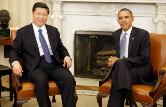 "Ngoại giao Mỹ - Trung thời ""high-tech"""