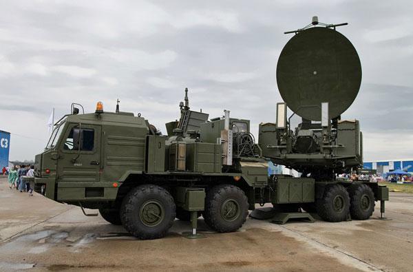Mỹ và cuộc đua phát triển tác chiến điện tử với Nga