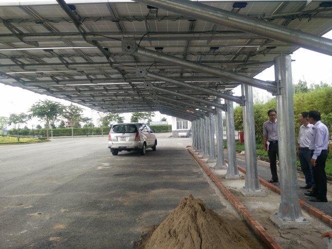 Đầu tư điện mặt trời được hỗ trợ 2.000 đồng/kWh