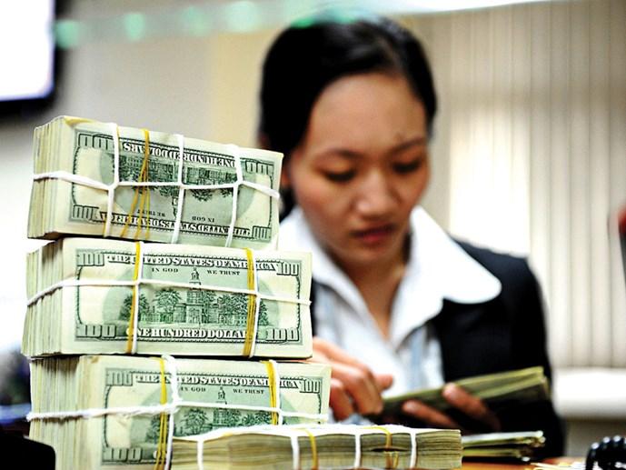 Nợ xấu của Vietcombank giảm mạnh
