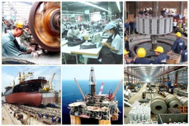 """Bộ Công Thương dự báo """"sức khỏe"""" các ngành công nghiệp trong năm 2016"""