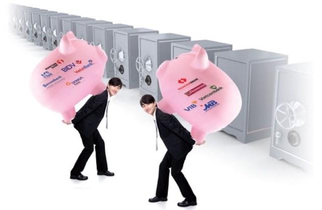 """Agribank vẫn """"quán quân"""" về tổng tài sản trong hệ thống ngân hàng"""
