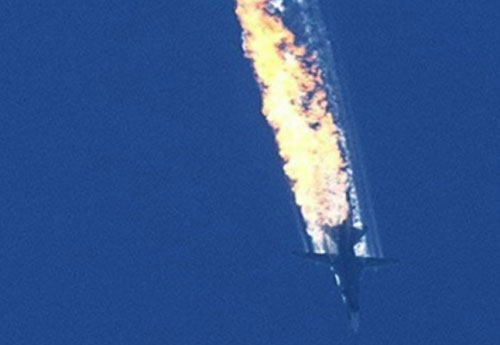Putin sẽ hành động gì trước việc Thổ Nhĩ Kỳ bắn hạ Su-24 Nga