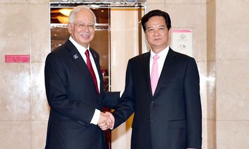 Việt Nam - Malaysia nâng cấp quan hệ lên Đối tác chiến lược