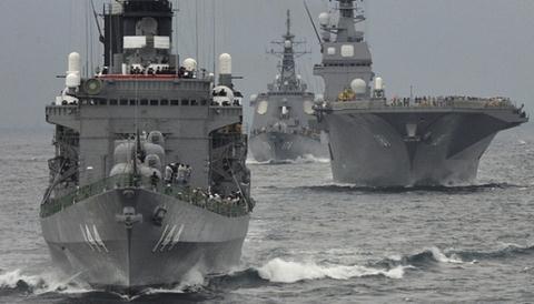 Nhật hạ thủy chiếc 22DDH thứ 2, vượt xa Trung Quốc