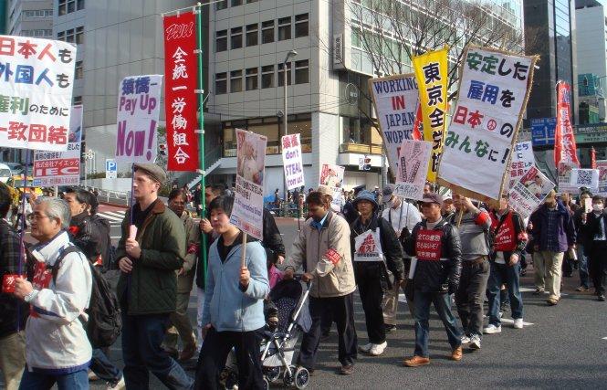 Nhật rộng tay nhận lao động nước ngoài