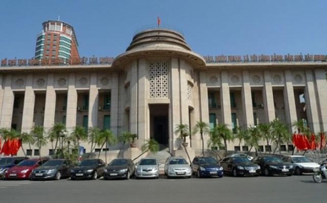 NHNN đang sở hữu hơn 1/3 tổng vốn điều lệ của các NHTM Việt Nam