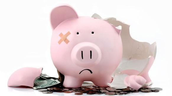 NHNN: Nợ xấu cuối quí 1 là 3,81%, tương đương 155.280 tỉ đồng