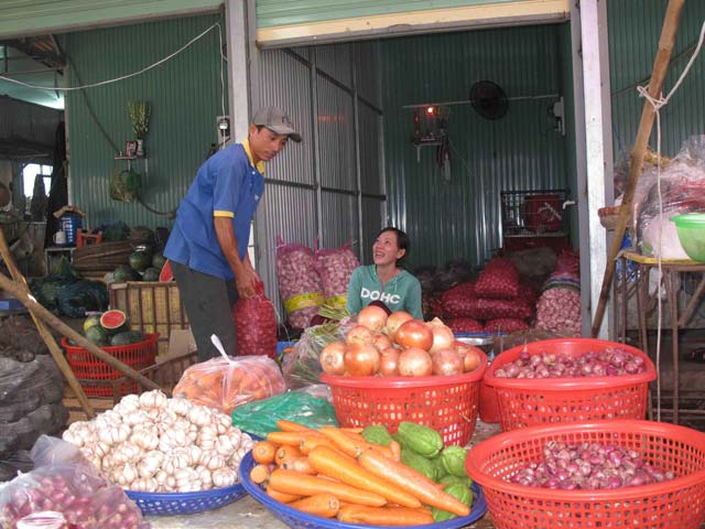 """Nông sản Trung Quốc nhập về Việt Nam đều là hàng """"rởm"""""""