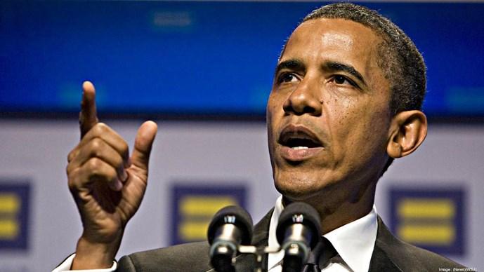 Tổng thống Obama tuyên bố sẽ đánh bại Trung Quốc trên không gian mạng
