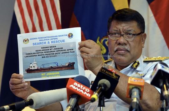 Tàu chở dầu Singapore bị cướp ở eo biển Malacca
