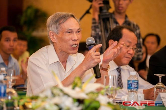 Nguyên bộ trưởng Trương Đình Tuyển đặt bài toán khó cho ngành sữa