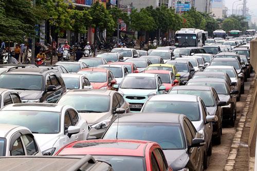 Thuế nhập khẩu ôtô về 0% sau 10 năm gia nhập TPP