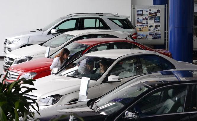 TPP mở cơ hội cho công nghiệp phụ trợ ôtô Việt Nam
