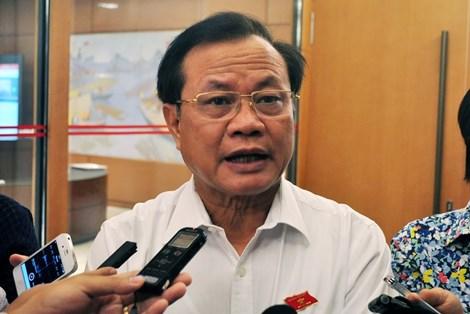 Ông Phạm Quang Nghị nói gì về việc Hà Nội giới thiệu ông Nguyễn Đức Chung?