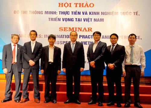 Việt Nam dự kiến thí điểm phát triển 3 đô thị thông minh