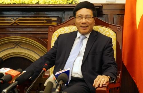 Việt Nam định hướng chủ động tham gia xây dựng luật chơi quốc tế