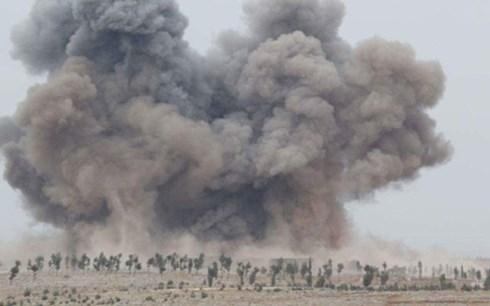 Phô trương sức mạnh tại Syria, Nga gửi thông điệp cứng rắn tới châu Âu