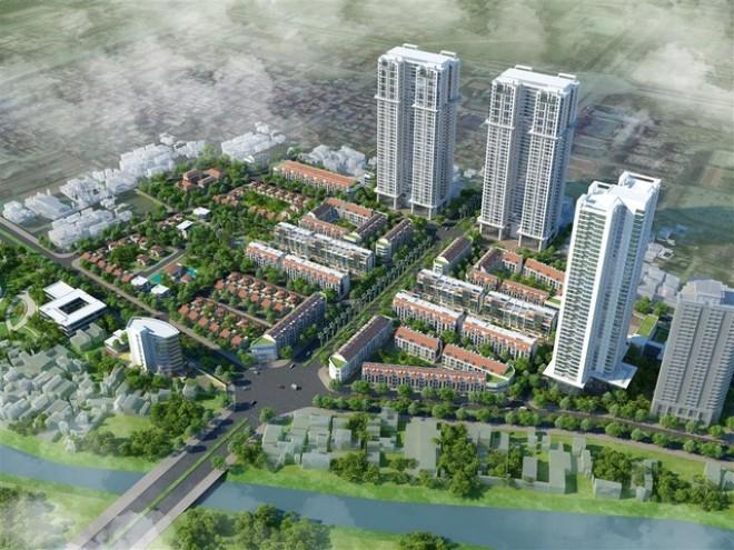 Công bố điều chỉnh quy hoạch dự án gần 5.000 tỷ đồng tại Cầu Diễn của Vingroup
