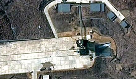 Phát hiện mới của tình báo Mỹ về bãi phóng tên lửa Triều Tiên
