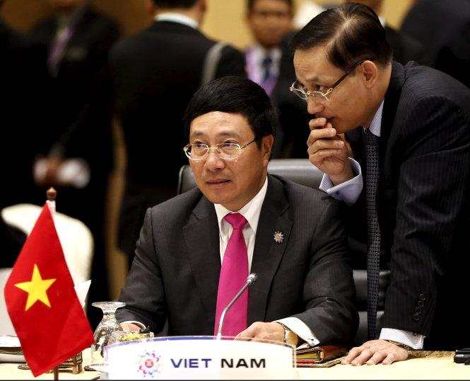 ASEAN không nhượng bộ trước Trung Quốc