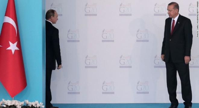 Chiến tranh kinh tế Nga - Thổ sẽ bùng nổ?