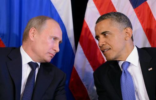 Obama bối rối trước chiến lược tại Syria của Putin