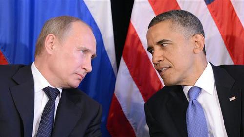 Cuộc ganh đua Nga - Mỹ ở Syria