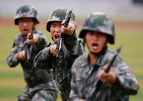 Quân đội Trung Quốc nhờ Brazil luyện kỹ năng chiến đấu trong rừng