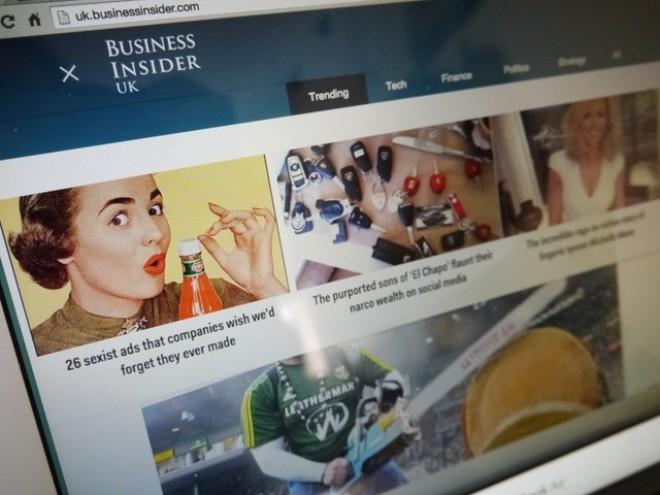 Business Insider được bán với giá 343 triệu USD
