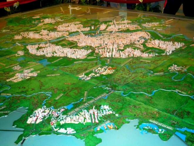 Hà Nội phê duyệt quy hoạch Phân khu đô thị GS rộng 6.660ha