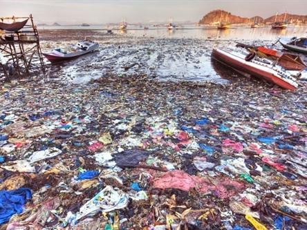 Việt Nam nằm trong nhóm 5 quốc gia xả rác thải nhựa ra biển nhiều nhất