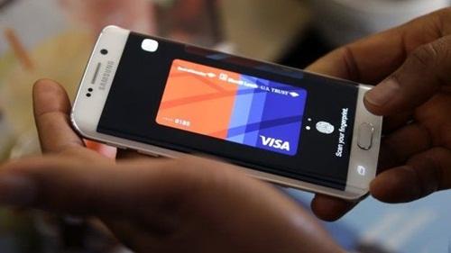 Tham vọng của Samsung Pay trong thanh toán điện tử