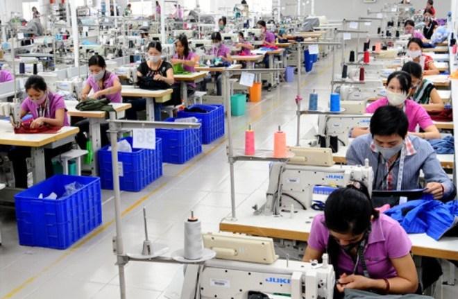 Chỉ số sản xuất công nghiệp tăng 9,9%