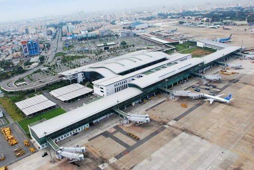 Lấy đất quân sự mở rộng sân bay Tân Sơn Nhất